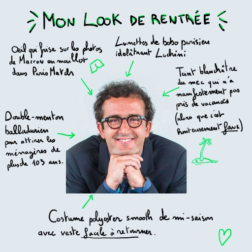Source Compte Twitter Petit Journal