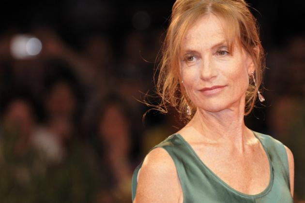 "Golden Globes : Isabelle Huppert sacrée meilleure actrice dans ""Elle"""