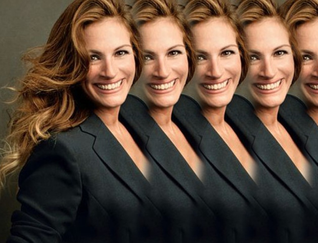 DR Facebook Julia Roberts