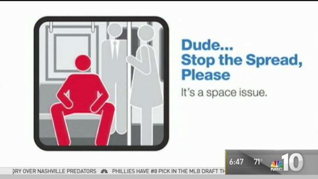 """""""Manspreading"""", ces hommes méchants qui prennent toute la place dans le métro"""