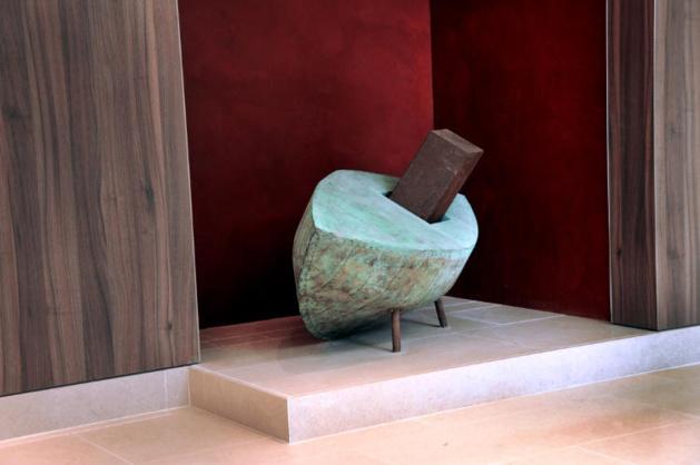 « Le Bateau » d'Hervé Bourdin - Résidence « Le Sully » à Courbevoie (Interconstruction)