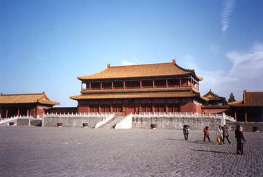Étrangère en Chine