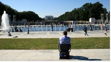 L'aide à domicile pour les personnes en situation de handicap.