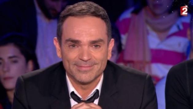Yann Moix - France 2 - Impression d'écran