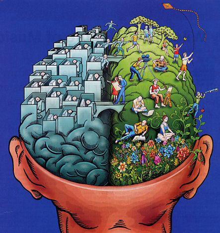 Les origines biologiques de la dépression