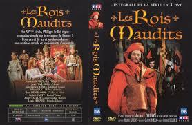 DR couverture DVD Les Rois Maudits