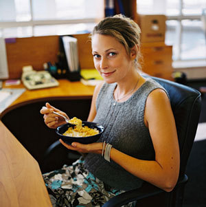 La pause déjeuner : variable d'ajustement de journées très remplies