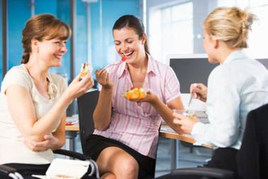 Pour relancer la pause déjeuner