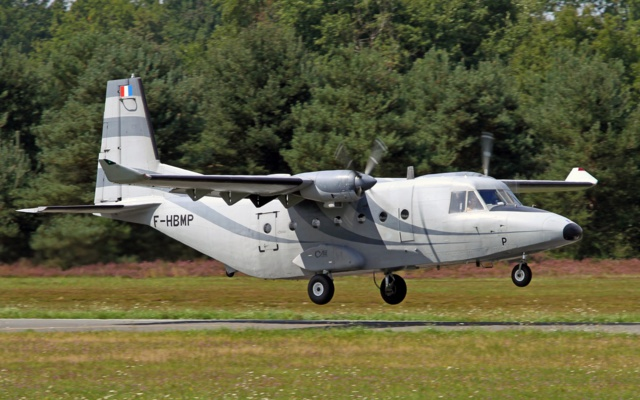 Un avion de Cavok à Lapalisse