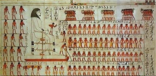 Le secret des pyramides désensablé