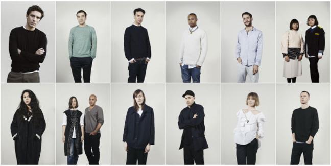 Les finalistes du Prix LVMH 2014