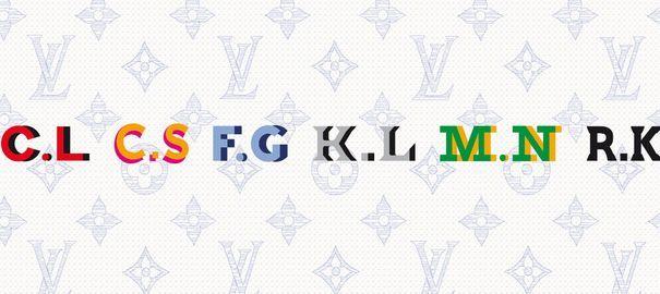Louis Vuitton : la célébration du monogram