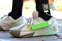 Des chaussures chargeurs