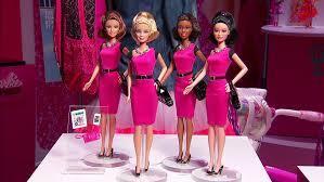 La Barbie serial entrepreneuse débarque