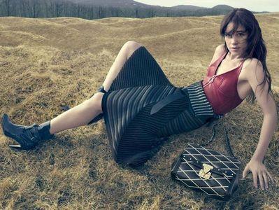 Charlotte Gainsbourg dans la campagne Louis Vuitton 2014-2015