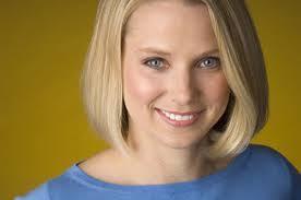 Marissa Mayer chez Yahoo