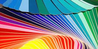 Étonnant, le pouvoir des couleurs