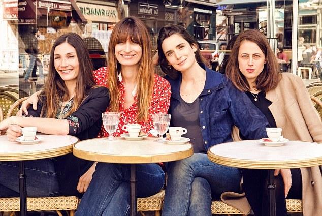 Audrey Diwan, Caroline de Maigret, Sophie Mas, Anne Berest