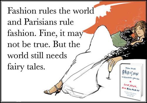 La Parisienne : pas «bankable», mais «fuckable» !