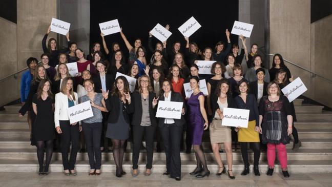 """Les ambassadrices """"Pour les Filles et la Science"""""""