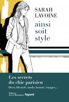 Sarah Lavoine : ainsi soit style