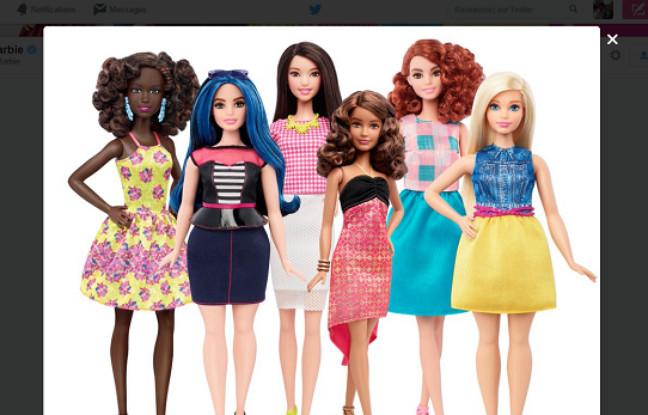 Barbie : #TheDollevolves