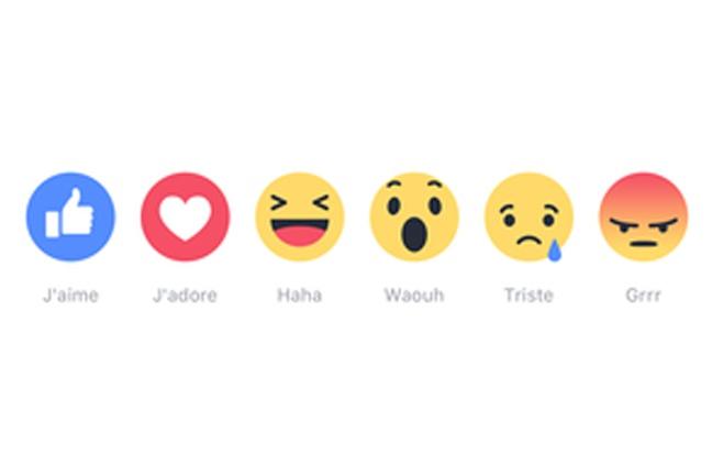 Facebook : le dire avec des Emojis