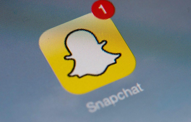 La nouvelle interface de Snapchat