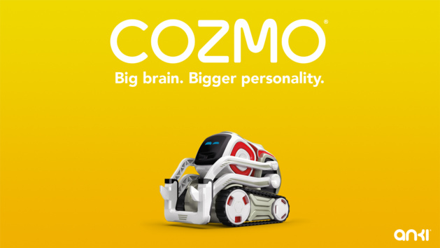 Un petit robot domestique, petit frère de Wall-E bientôt commercialisé