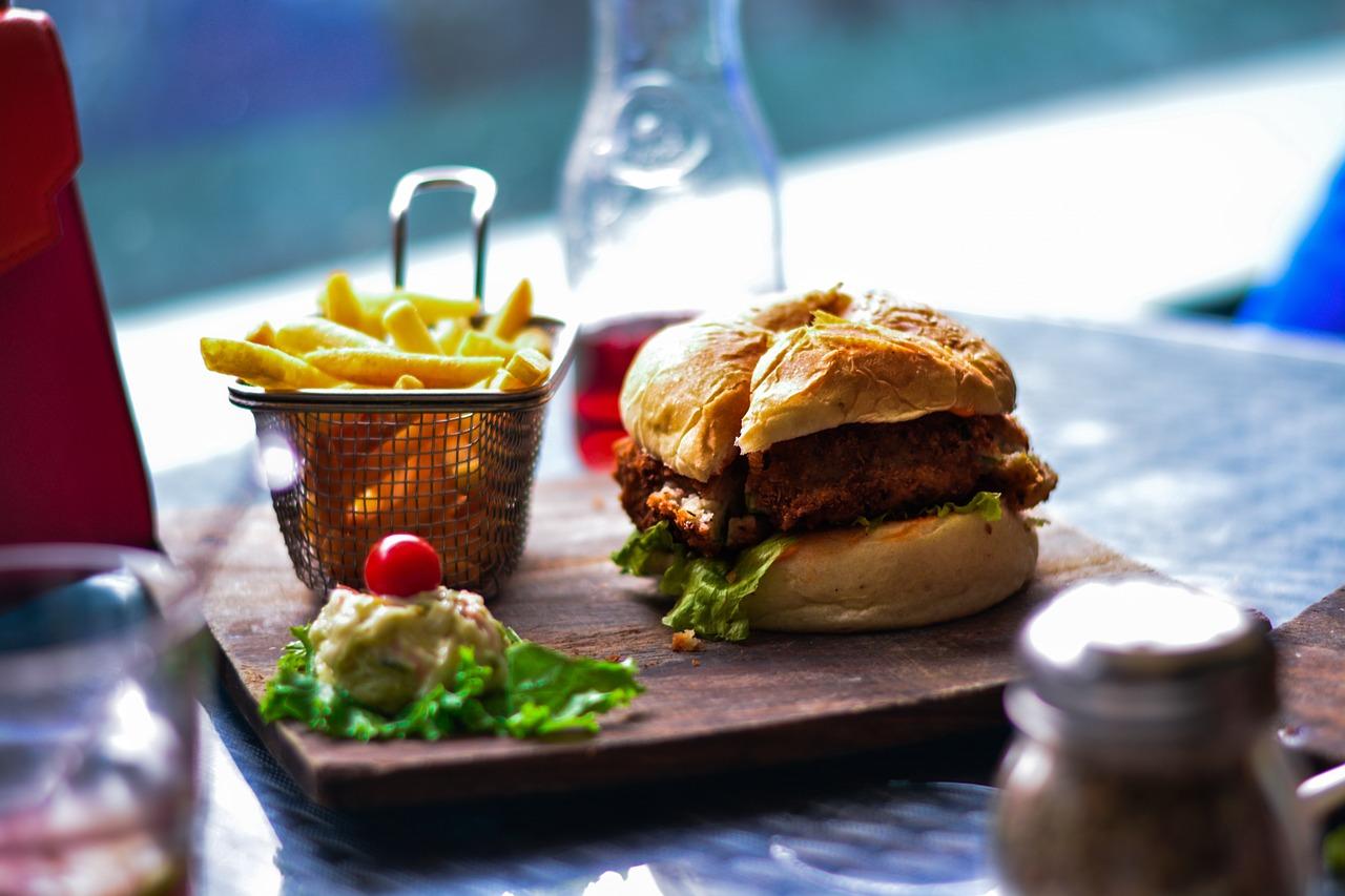 En 2015, les Français ont mangé 1,19 milliard de burgers