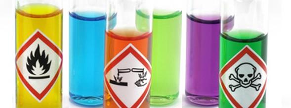 Produits chimiques : des listes accessibles sur internet pour mieux les utiliser