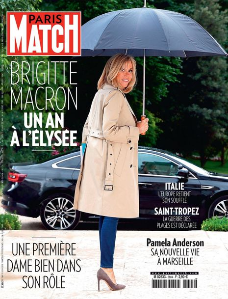 DR Couverture Paris Match