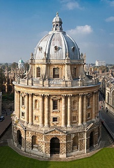 La Radcliffe Camera d'Oxford - Photo par Diliff