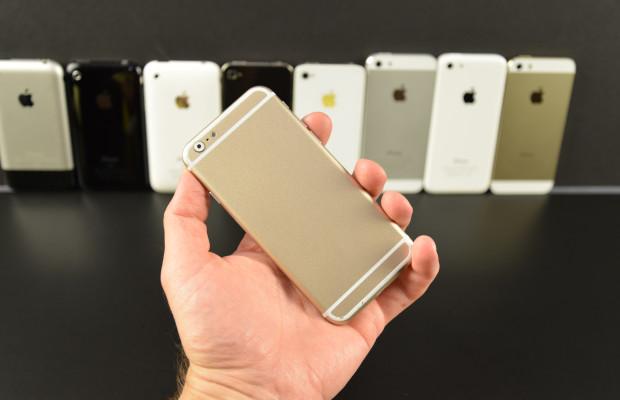 Bientôt l'iPhone 6 ou plutôt les iPhone 6