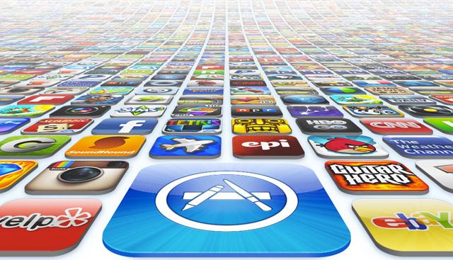Il s'achète de moins en moins de musique en ligne, mais de plus en plus d'applications