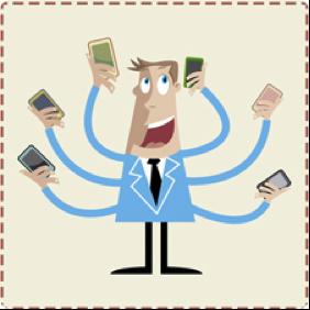 Comment décrocher du smartphone ?