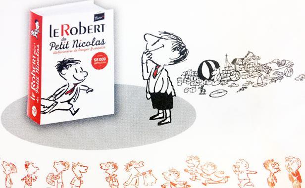 Le Robert du Petit Nicolas