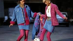 Loïc Prigent passe la mode des années 90 à la moulinette
