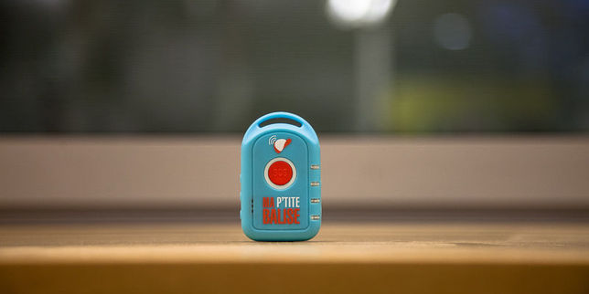 Le dispositif Ma p'tite balise