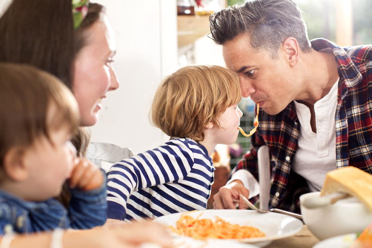 Qu'est-ce qui rend les enfants heureux ?