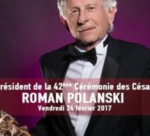 Césars 2017, Polanski renonce à présider et c'est tant mieux