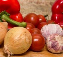 Santé, mangeons plus de légumes et de céréales et moins de viande