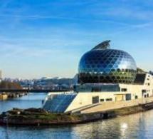 Paris : la Seine musicale ouvre ses portes