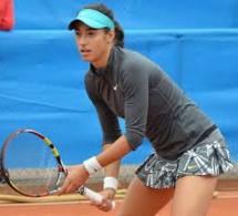 Caroline Garcia, dernière française à Roland Garros, éliminée en quarts de finale