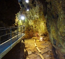 La grotte du Lazaret, près de Nice, se dévoile au grand public