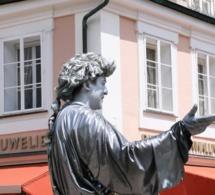 Mozart, une exposition pour une passion française