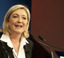 Le compte Twitter d'Anne Lalanne est bien celui de Marine le Pen