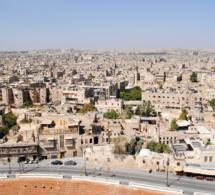 """Syrie : """"A Alep, même les morts ne peuvent pas reposer en paix"""""""