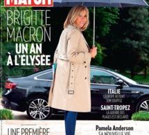 Brigitte Macron, l'opération de com' est un succès