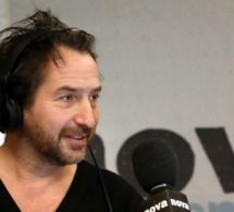 Edouard Baer « claqué » quitte la matinale de Radio Nova